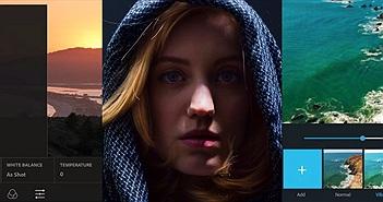 Đã có bản nâng cấp Lightroom cho Android & Photoshop Express cho iOS: nhiều công cụ hậu kỳ ảnh mới