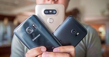 Sao lưu dữ liệu điện thoại Android
