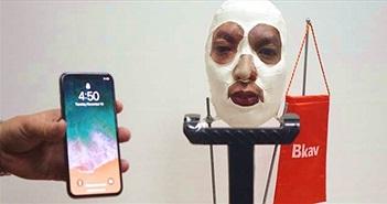 """Reuters lên tiếng về việc BKAV """"đánh bại"""" Face ID trên iPhone X"""