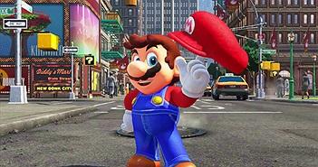 Sắp có phim hoạt hình về Mario?