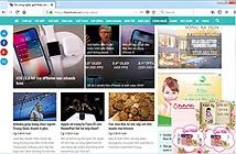 Mozilla thay trình duyệt cũ bằng Firefox Quantum