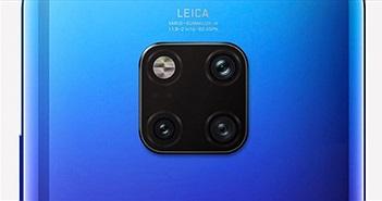 """Huawei sẽ """"dạy"""" cho Samsung cách làm smartphone 4 camera"""
