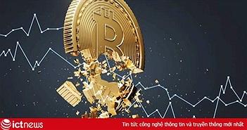 Bão tố lại nổi lên với tiền mật mã, Bitcoin bị thổi bay 15% giá trị trong nửa giờ
