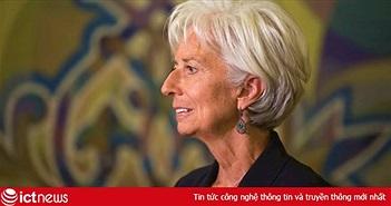 """Chủ tịch IMF: Các ngân hàng trung ương nên """"xem xét"""" phát hành tiền kỹ thuật số"""