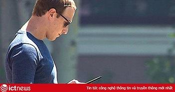 Đối đầu với Tim Cook, CEO Mark của Facebook không cho cấp dưới dùng iPhone