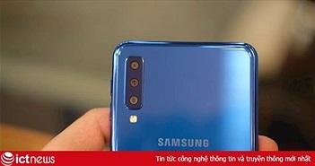 Trải nghiệm Samsung Galaxy A7 2018: Điểm nhấn ở cụm 3 camera