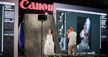 Canon EOS R thu phục giới chuyên nghiệp về ảnh cưới và thời trang