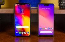 LG có thể sẽ hợp dòng G và V, đăng kí bản quyền 5 smartphone nữa