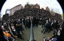 2.000 linh mục có mặt trong ảnh tự sướng lớn nhất thế giới