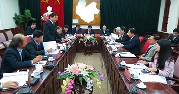 Chuyển Trường trung học BCVT và CNTT Miền núi về cho Thái Nguyên