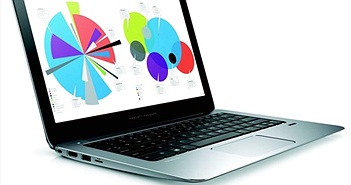 HP ra mắt laptop mới mỏng nhẹ dành cho doanh nhân