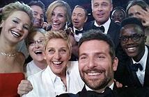 Những bức ảnh tự sướng nổi tiếng nhất năm 2014