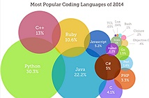 Những ngôn ngữ lập trình tốt nhất cho người mới bắt đầu