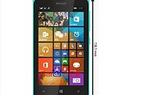 Smartphone giá rẻ Lumia 435 của Microsoft lộ diện