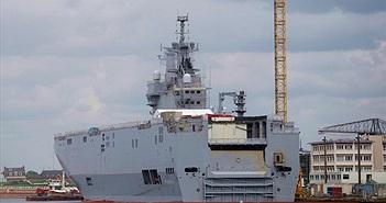 Quan chức Nga: Lấy lại tiền từ Pháp lợi hơn nhận tàu Mistral