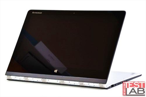 Đánh giá laptop lai Lenovo Yoga 3 Pro