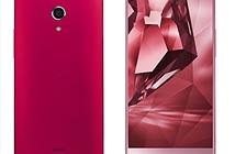 Sharp ra mắt smartphone viền siêu mỏng Aquos Crystal X