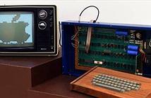 Mẫu máy tính cổ xưa của Apple vừa được bán với giá gần 8 tỷ đồng