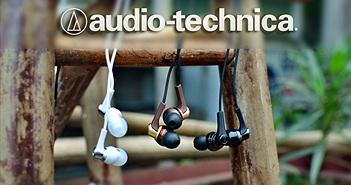 Mở hộp loạt tai nghe CKR giá dưới 2 triệu đồng của Audio Technica