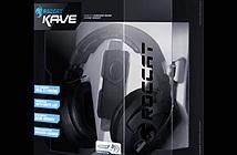 Trên tay tai nghe Roccat Kave 5.1: Món quà đáng giá cho Gamer