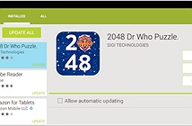 Cách tắt cập nhật ứng dụng trên Google Play Store