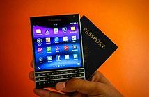 Có nên mua Blackberry Passport?