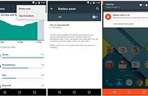Hướng dẫn kích hoạt chế độ tiết kiệm pin trên Android 5.0 Lollipop