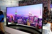 TV màn hình cong có tốt hơn màn hình phẳng?