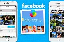 Facebook buộc sử dụng app Moments để đồng bộ hóa hình ảnh trên điện thoại di động