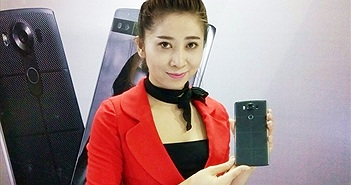 LG V10 chính hãng đã chính thức có mặt tại Việt Nam
