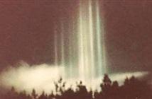 Sửng sốt lời kể về luồng sáng bí ẩn nghi UFO