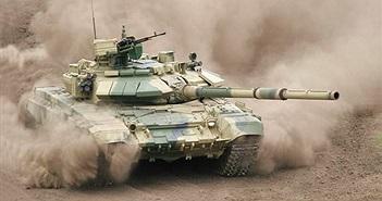 """Chi tiết về mẫu """"xe tăng bay"""" T-90S của Việt Nam đặt mua từ Nga"""