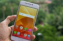 Cận cảnh smartphone pin khủng Asus ZenFone 4 Max