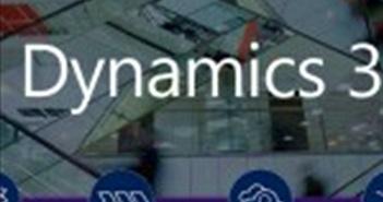 Tối ưu hóa sản xuất kinh doanh cùng Dynamics 365 for Finance and Operation