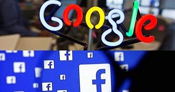 Facebook và Google bị giới truyền thông châu Âu đòi trả phí bản quyền