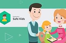 Kaspersky tung ra phiên bản bảo vệ trẻ nhỏ lướt web