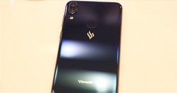 Ảnh thực tế chiếc smartphone sang trọng nhất của Vsmart: Active 1+