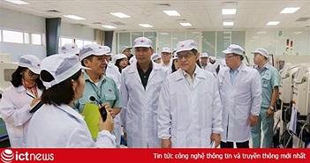 Samsung đưa chuyên gia công nghiệp phụ trợ Việt Nam sang Hàn Quốc đào tạo