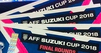 Phân biệt vé thật, giả trận chung kết lượt về AFF Cup 2018