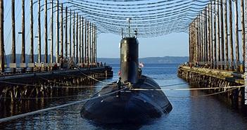 """Tàu ngầm hạt nhân tỉ đô của Mỹ """"đắp chiếu"""" vì lý do không ngờ"""