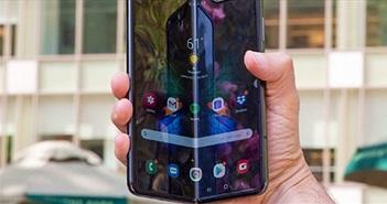 Samsung sẽ sử dụng màn hình mỏng như tơ cho Galaxy Fold 2
