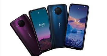 Nokia 5.4 ra mắt: Snapdragon 662, giá bán 5,3 triệu đồng