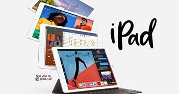 Rò rỉ thông số kỹ thuật iPad 10,5 inch 2021, giá khởi điểm 299 USD