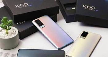 Vivo X60 sẽ đánh bại iPhone 12 mini trở thành smartphone 5G mỏng nhất