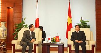 Nhật Bản sẵn sàng hợp tác về an ninh mạng với Việt Nam