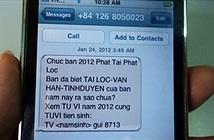 Sẽ xử lý nhà mạng nếu phát hiện tiếp tay cho tin nhắn rác