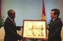 Bộ trưởng Nguyễn Bắc Son: Viettel sẽ giúp Tanzania có mạng lưới viễn thông mạnh