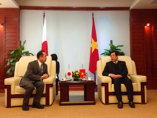 Việt Nam sẵn sàng là cầu nối giữa Nhật với ASEAN trong lĩnh vực ICT