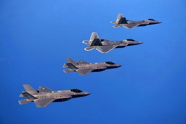 5 lực lượng không quân mạnh nhất thế giới