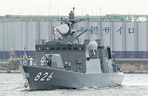 [ẢNH] Tàu tên lửa tấn công nhanh cực mạnh của Hải quân Nhật Bản